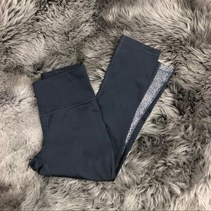 Kirkland Reflective Crop Legging (PM1408)